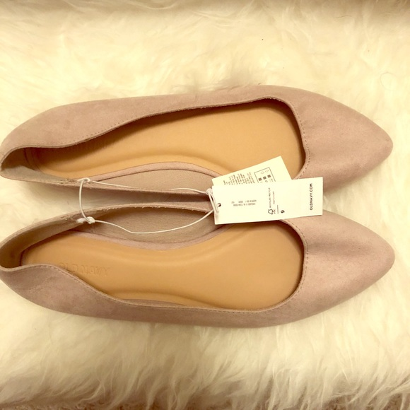 2b6d652f4bc Old Navy Womens Pointed Toe Ballet Flat